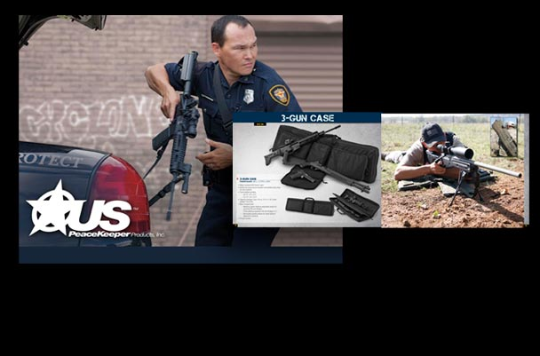 Catalog design for law enforcement products